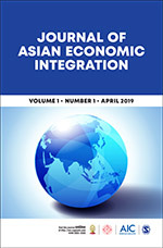 Journal of Asian Economic Integration