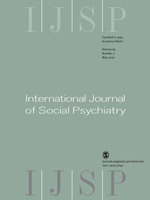International Journal of Social Psychiatry | SAGE