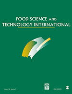Food Science And Technology International Sage Publications Ltd