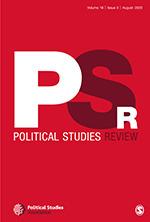 Political Studies Review   SAGE Publications Ltd